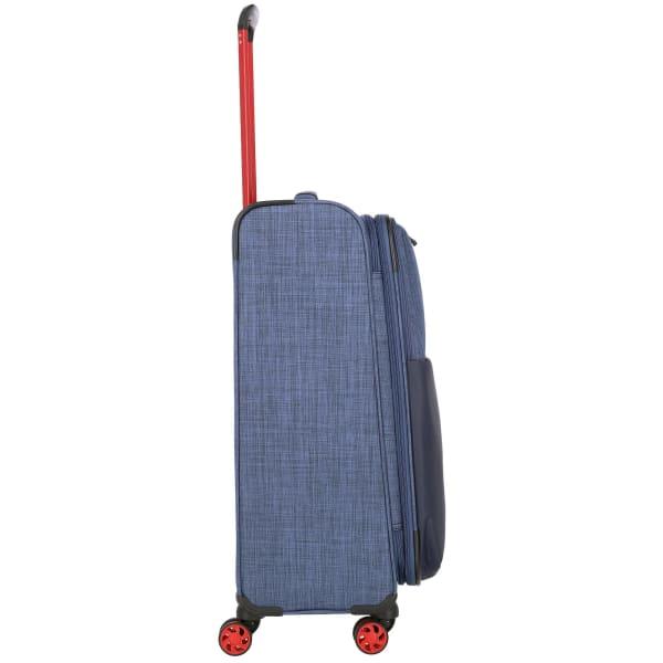 Travelite Proof 4-Rollen Trolley erw. 68 cm Produktbild Bild 5 L
