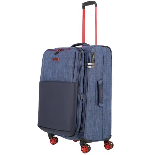 Travelite Proof 4-Rollen Trolley erw. 68 cm Produktbild Bild 7 L