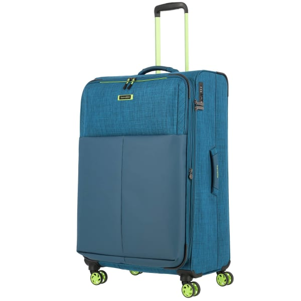 Travelite Proof 4-Rollen Trolley erw. 78 cm Produktbild