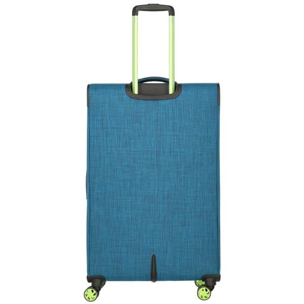 Travelite Proof 4-Rollen Trolley erw. 78 cm Produktbild Bild 2 L