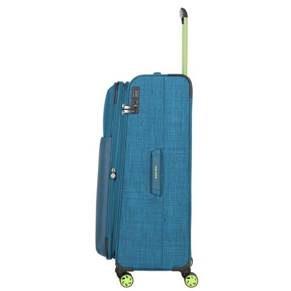 Travelite Proof 4-Rollen Trolley erw. 78 cm Produktbild Bild 6 L