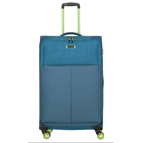 Travelite Proof 4-Rollen Trolley erw. 78 cm Produktbild Bild 7 L