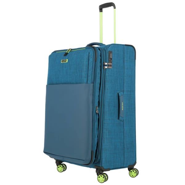 Travelite Proof 4-Rollen Trolley erw. 78 cm Produktbild Bild 8 L