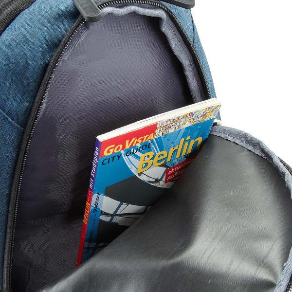 Travelite Basics Mini Rucksack 35 cm Produktbild Bild 6 L