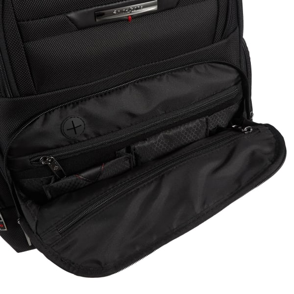 Samsonite Pro-DLX 5 Laptop Rucksack 3V 44 cm Produktbild Bild 7 L