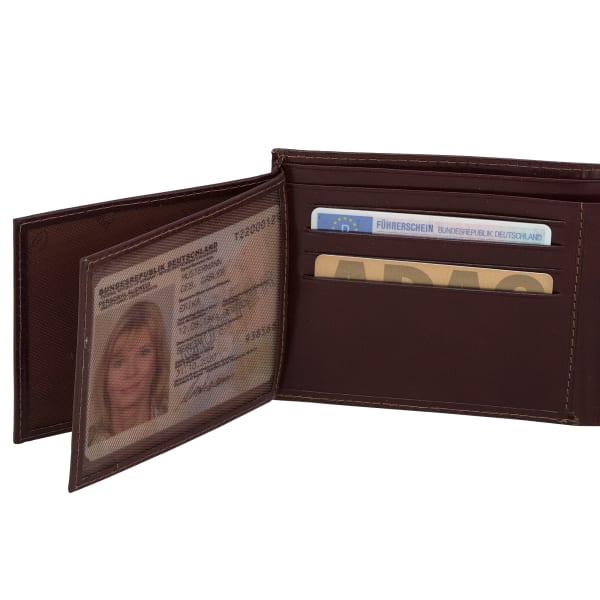 Golden Head Colorado Classic Scheintasche mit zwei Klappen Produktbild Bild 5 L