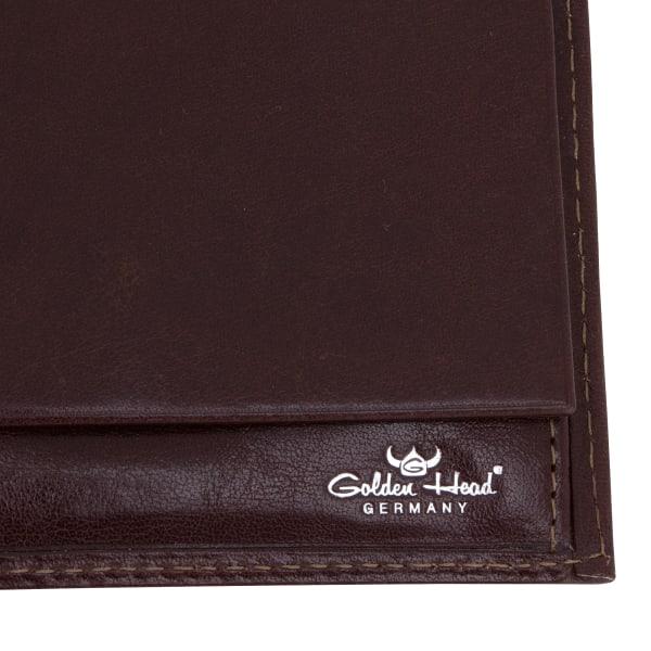 Golden Head Colorado Classic Scheintasche mit zwei Klappen Produktbild Bild 7 L