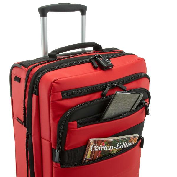Samsonite Cityvibe 2.0 Laptoptasche mit Rollen 55 cm Produktbild Bild 7 L