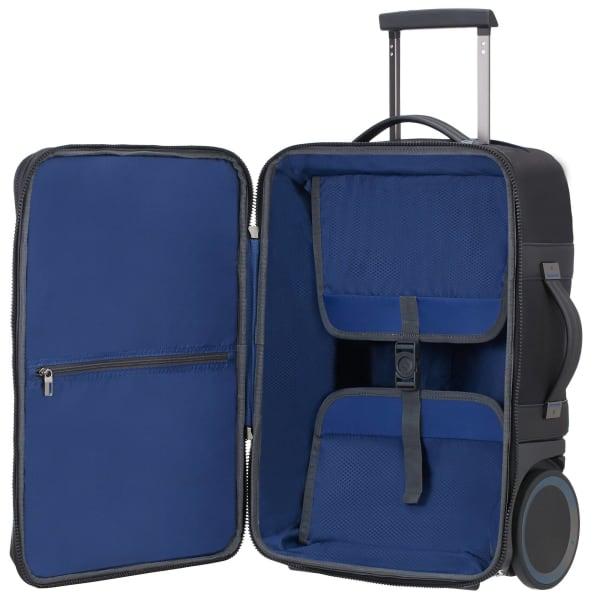 Samsonite Zigo Rollreisetasche mit Rucksackfunktion 55 cm Produktbild Bild 4 L