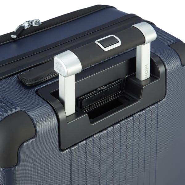 Montblanc MY4810 x Pirelli 4-Rollen Kabinentrolley 55 cm Produktbild Bild 7 L