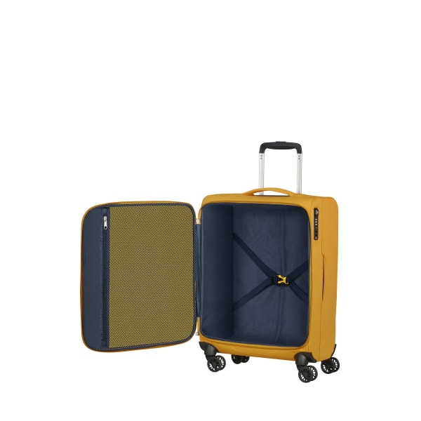 American Tourister Lite Ray 4-Rollen Kabinentrolley 55 cm Produktbild Bild 4 L