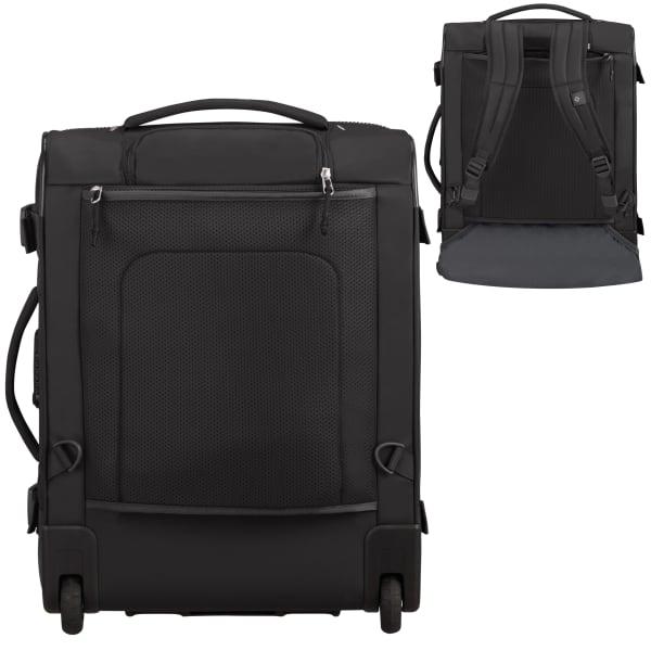 Samsonite Midtown Duffle Rollreisetasche mit Rucksackfunktion 55 cm Produktbild Bild 2 L