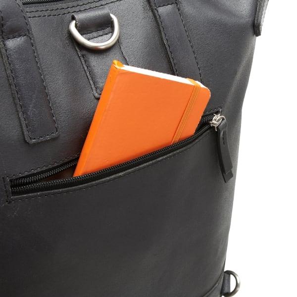Jost Narvik X-Change 3 in 1 Bag mit Laptopfach 40 cm Produktbild Bild 6 L