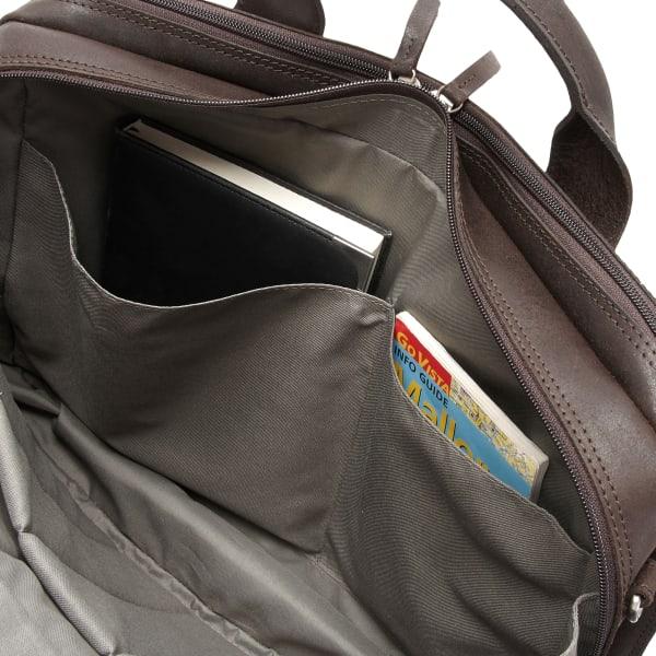 Jost Narvik Businesstasche mit 2 Fächern 41 cm Produktbild Bild 6 L