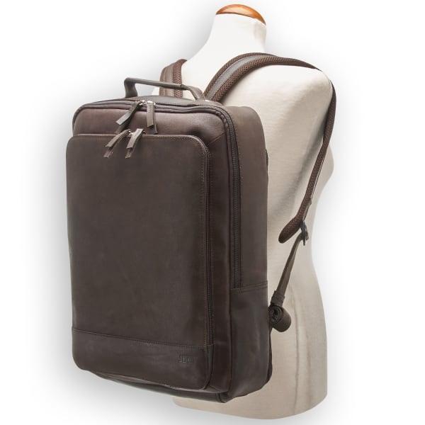 Jost Narvik Daypack Rucksack mit Laptopfach 44 cm Produktbild Bild 3 L