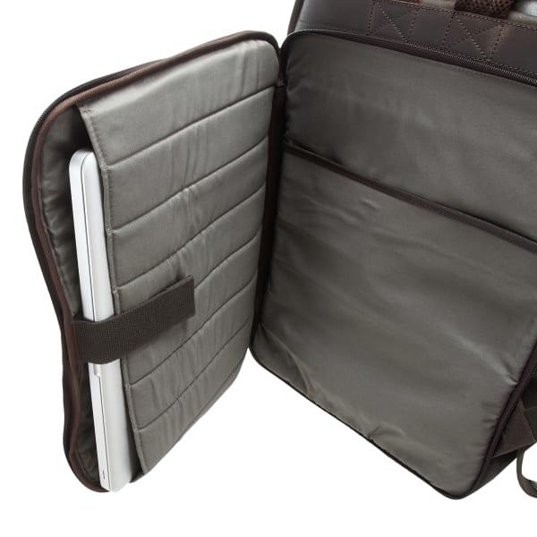 Jost Narvik Daypack Rucksack mit Laptopfach 44 cm Produktbild Bild 4 L