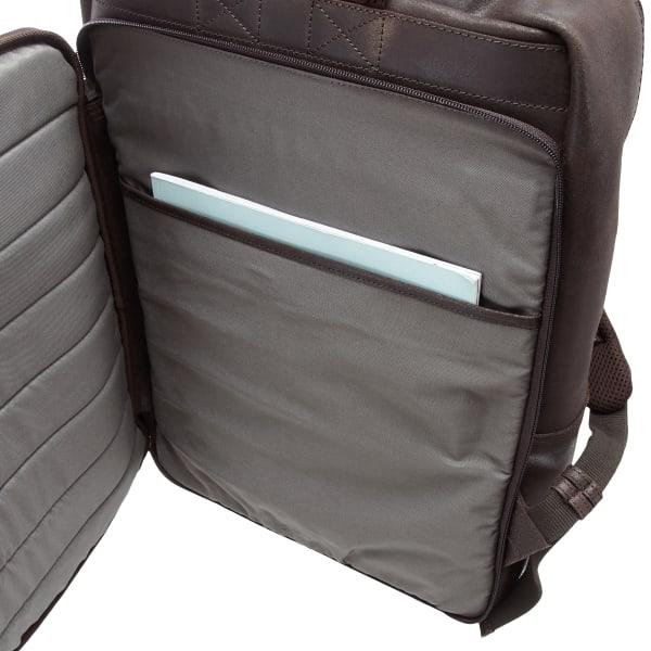Jost Narvik Daypack Rucksack mit Laptopfach 44 cm Produktbild Bild 5 L