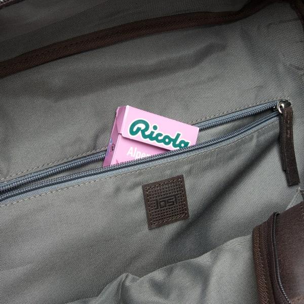 Jost Narvik Daypack Rucksack mit Laptopfach 44 cm Produktbild Bild 8 L