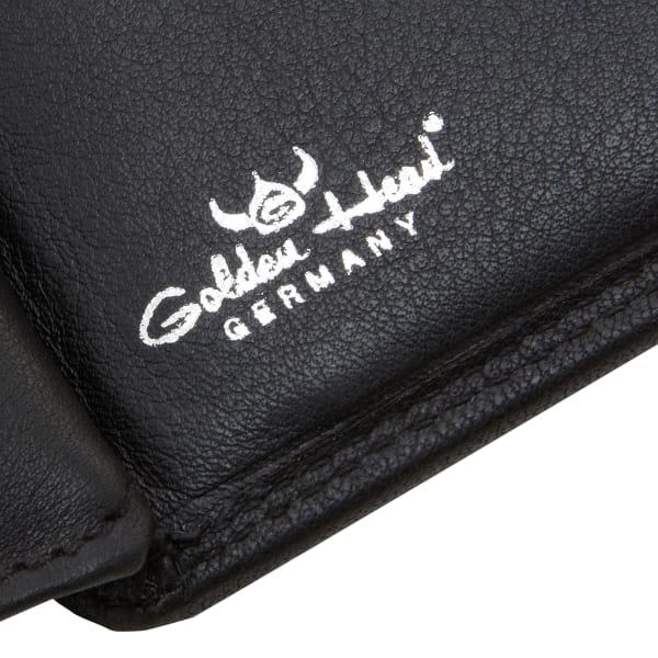 Golden Head Polo Kombischeintasche mit Riegel Produktbild Bild 7 L
