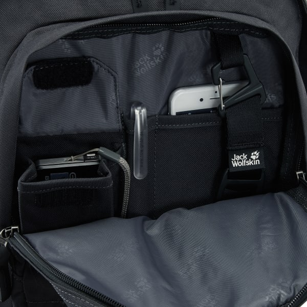 Jack Wolfskin Daypacks & Bags TRT 10 Bag Crossbag 45 cm Produktbild Bild 6 L