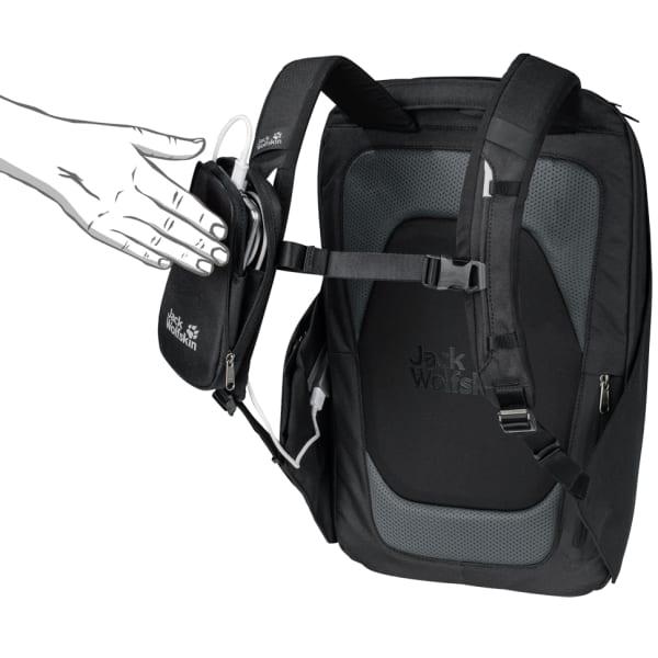 Jack Wolfskin Daypacks & Bags Power On 26 Rucksack 47 cm Produktbild Bild 4 L