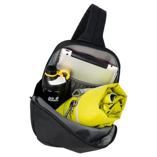 Jack Wolfskin Daypacks & Bags Maroubra Sling Bag 38 cm Produktbild Bild 3 L