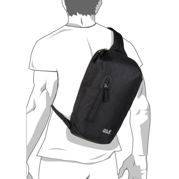 Jack Wolfskin Daypacks & Bags Maroubra Sling Bag 38 cm Produktbild Bild 5 L