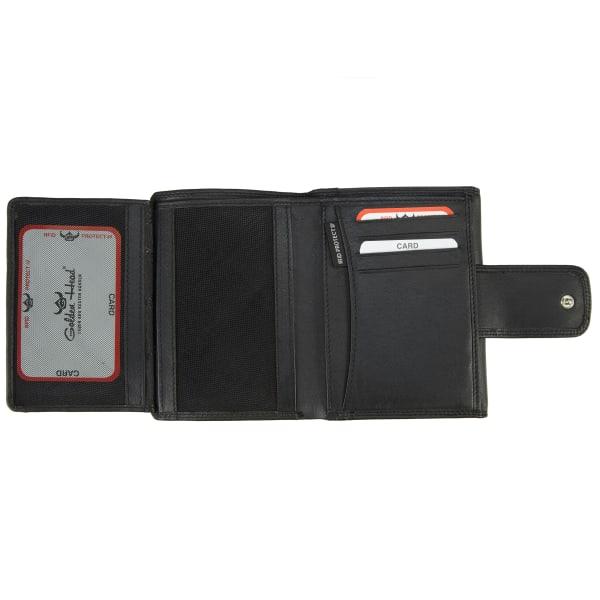 Golden Head Polo RFID Protect Damenbörse 12 cm Produktbild Bild 5 L