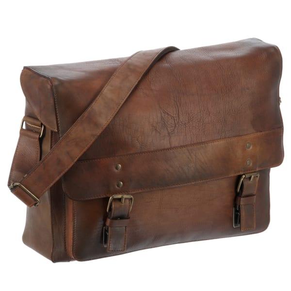 Jost Randers Messenger Bag mit Laptopfach 41 cm Produktbild