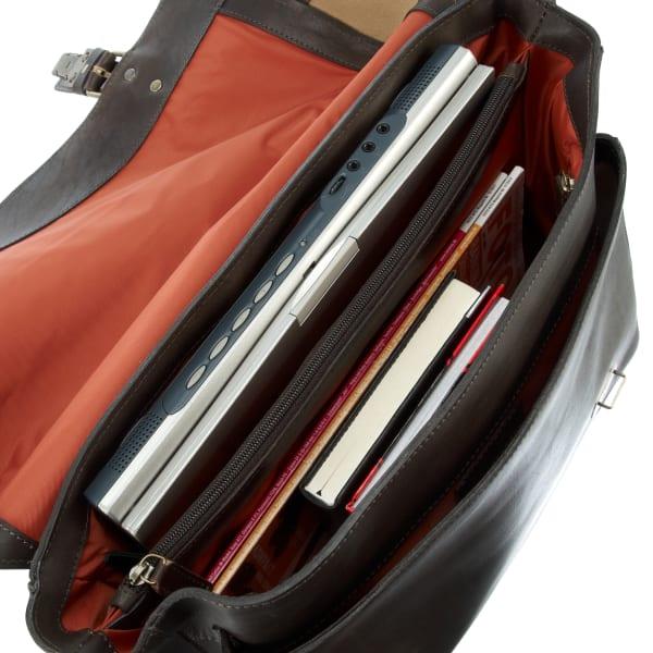 Jost Randers Aktentasche mit Laptopfach 40 cm Produktbild Bild 4 L