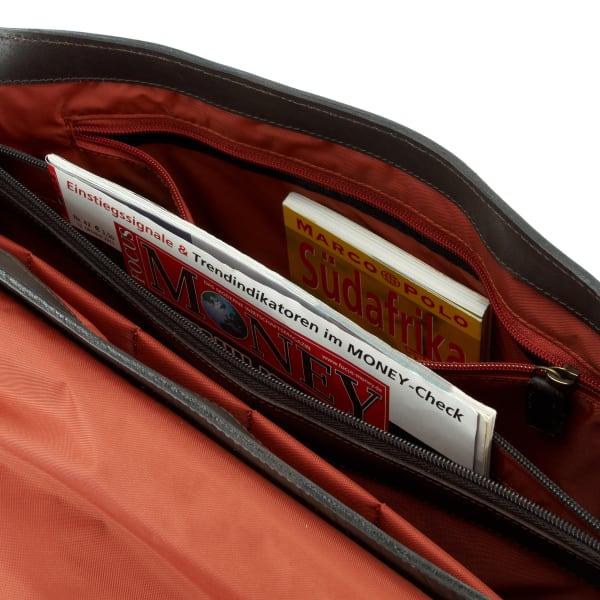 Jost Randers Aktentasche mit Laptopfach 40 cm Produktbild Bild 5 L
