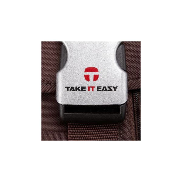 Take it Easy Actionbags Schulrucksack London 40 cm Produktbild Bild 8 L