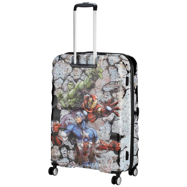 American Tourister Wavebreaker Marvel 4-Rollen-Trolley 67 cm Produktbild Bild 2 L