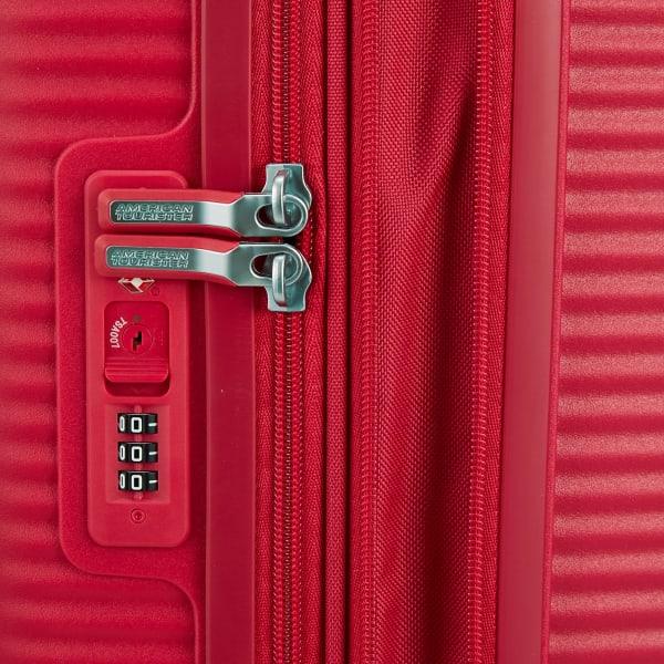 American Tourister Soundbox 4-Rollen-Bordtrolley 55 cm Produktbild Bild 5 L