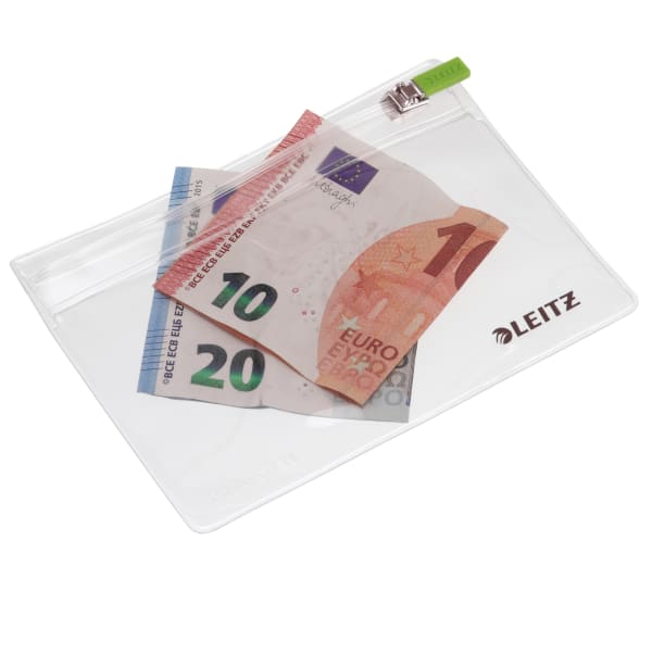 Leitz Complete Traveller Zip Beutel XS 2er-Pack Produktbild Bild 3 L