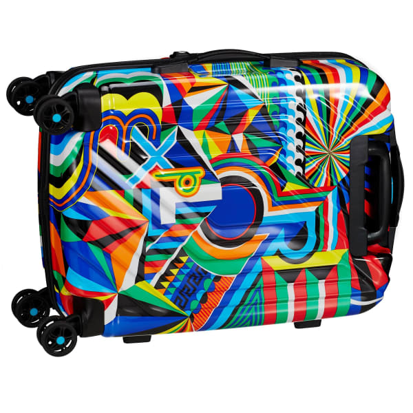 American Tourister MWM Summer Fun 4-Rollen-Bordtrolley 55 cm Produktbild Bild 3 L