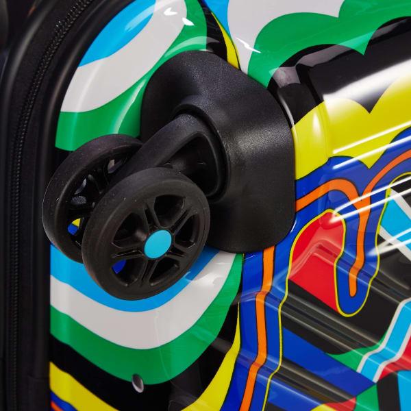American Tourister MWM Summer Fun 4-Rollen-Bordtrolley 55 cm Produktbild Bild 5 L