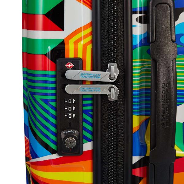 American Tourister MWM Summer Fun 4-Rollen-Bordtrolley 55 cm Produktbild Bild 6 L