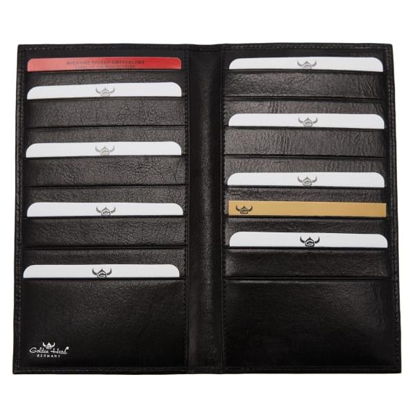 Golden Head Colorado Classic Kreditkarten Brieftasche 19 cm Produktbild Bild 3 L