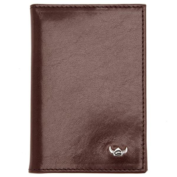Golden Head Colorado Classic Kreditkartenetui 9 cm Produktbild