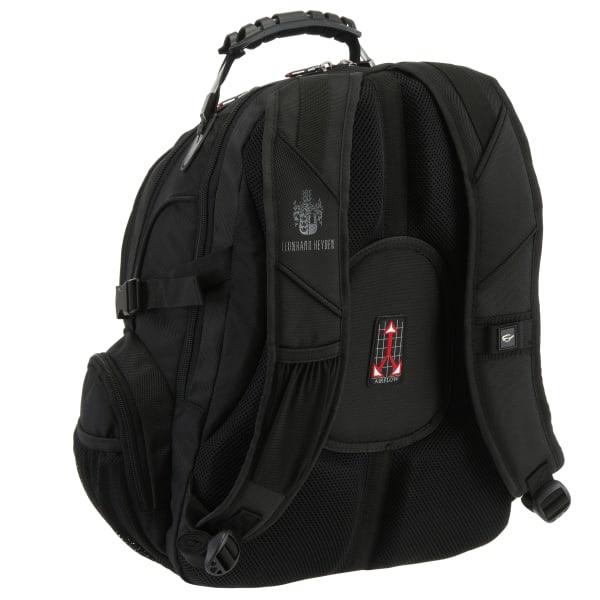 Leonhard Heyden Soho Basic Rucksack mit Laptopfach 46 cm Produktbild Bild 2 L