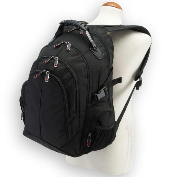 Leonhard Heyden Soho Basic Rucksack mit Laptopfach 46 cm Produktbild Bild 3 L