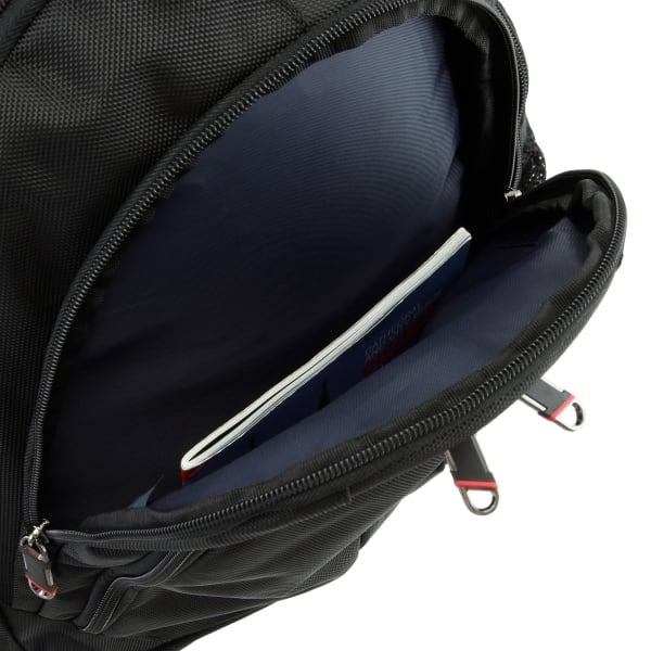 Leonhard Heyden Soho Basic Rucksack mit Laptopfach 46 cm Produktbild Bild 6 L