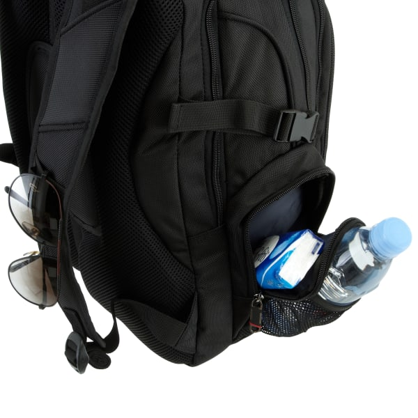 Leonhard Heyden Soho Basic Rucksack mit Laptopfach 46 cm Produktbild Bild 8 L