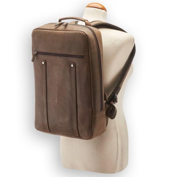 Jost Salo Daypack Rucksack mit Laptopfach 44 cm Produktbild Bild 3 L
