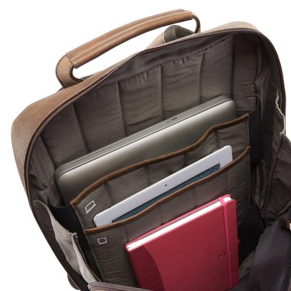 Jost Salo Daypack Rucksack mit Laptopfach 44 cm Produktbild Bild 4 L