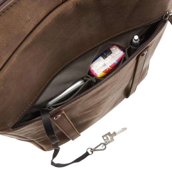 Jost Salo Daypack Rucksack mit Laptopfach 44 cm Produktbild Bild 6 L