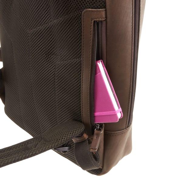 Jost Salo Daypack Rucksack mit Laptopfach 44 cm Produktbild Bild 7 L