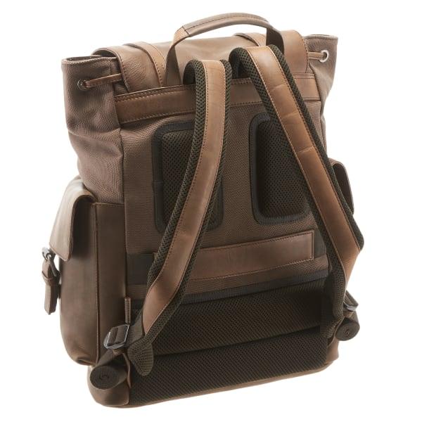Jost Salo Beutel-Rucksack mit Laptopfach 45 cm Produktbild Bild 2 L