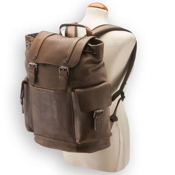 Jost Salo Beutel-Rucksack mit Laptopfach 45 cm Produktbild Bild 3 L